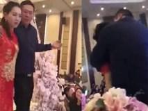 Ông bố chồng cưỡng hôn con dâu ngay trong lễ cưới của con trai lên tiếng, bày tỏ sự hối lỗi sau khi bị chỉ trích dữ dội