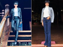 Học ngay kỹ nghệ kéo dài chân của Hoa hậu H'Hen Niê: đã mặc quần là phải quần cạp cao
