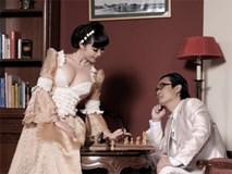Lê Kiều Như khiến chồng phải đắm đuối nhìn thân hình của vợ
