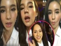 Hương Giang Idol nhận được nhiều lời khen khi xuất hiện trong clip của đối thủ mạnh nhất của cô
