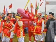 Tiết lộ về lễ hội Ná Nhèm 2018: 'Của quý' nặng khoảng 60kg, dài 1 mét