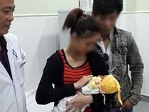 Cô gái 23 tuổi đến nhận lại con sau 10 ngày bỏ rơi tại bệnh viện ngày Tết