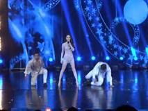 Xem lại màn biểu diễn sexy giúp Hương Giang Idol xuất sắc đạt giải Hoa Hậu Tài Năng
