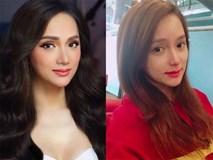 Ngắm mặt mộc Hương Giang Idol cùng dàn mỹ nhân Hoa hậu chuyển giới