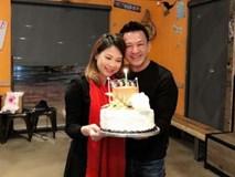 Ca sĩ Thanh Thảo hạnh phúc khi được bạn trai tổ chức sinh nhật sớm