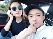 Đàm Thu Trang sánh đôi tình cảm bên Cường 'Đô La' trong siêu xe bạc tỉ