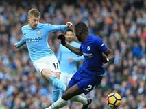 Man City 1-0 Chelsea: Nhẹ nhàng hạ Chelsea, Man City tiến gần hơn tới ngôi vô địch