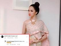 Mặc trang phục truyền thống Thái Lan, Hương Giang nhận được đánh giá bất ngờ từ 'Chị đại The Face' Lukkade và Yoshi