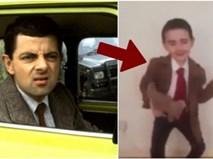 """""""Bản sao"""" của Mr. Bean vô cùng hoàn hảo từ ngoại hình cho đến thần thái"""