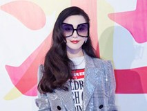 Hết làm beauty blogger, giờ Phạm Băng Băng đã chuyển luôn sang kinh doanh mỹ phẩm và kính mắt