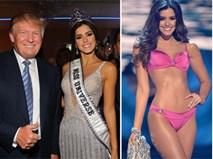 Hoa hậu Hoàn vũ cuối cùng dưới 'đế chế' Donald Trump: Đẹp mê hồn từ trong 'trứng nước'