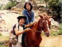 Ảnh hiếm thấy vợ chồng Chí Trung, Ngọc Huyền 30 năm trước