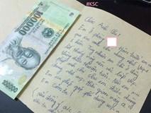 Cô gái được chấm 10 điểm thanh lịch khi viết tâm thư và gửi kèm 100k để xin pass wifi