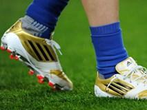 Bộ sưu tập giày thi đấu độc nhất từng được Messi sở hữu