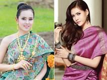Ít thi hoa hậu nên mấy ai ngờ nước bạn Lào có lắm cô gái xinh đẹp như tiên