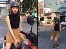 Vì 3 ly trà sữa bạn trai dụ, cô gái trở thành vũ công bất đắc dĩ giữa đường
