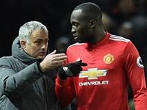 """Lukaku: """"Tôi là trung sĩ của Mourinho"""""""
