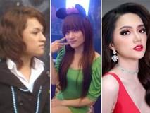 Hành trình thay đổi nhan sắc của Hương Giang Idol: từ cậu nhóc tóc ngắn đến đỉnh cao nhan sắc mà ai cũng muốn ngắm nhìn