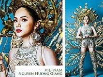 Mãn nhãn top 10 trang phục truyền thống đẹp xuất sắc đêm chung kết Hoa hậu chuyển giới Quốc tế 2018