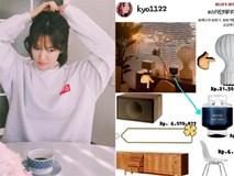 """Bên trong tổ ấm Song Joong Ki - Song Hye Kyo: Nội thất tinh tế toàn """"hàng hiệu"""""""