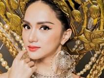 Trước khi đăng quang Hoa hậu tài năng, Hương Giang chỉ muốn trở thành ca sĩ như Mỹ Tâm