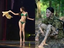 Khoảnh khắc để đời của Hoa hậu chuyển giới Hương Giang trên truyền hình
