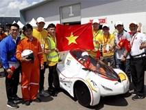 Xe điện của sinh viên Việt Nam chế tạo vô địch châu Á, giành vé tham gia giải vô địch thế giới