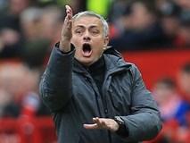 """HLV Mourinho: """"Tôi không quan tâm Man Utd thắng xứng đáng hay không"""""""