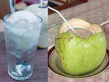 Những người tuyệt đối không uống nước dừa để tránh 'rước họa vào thân'