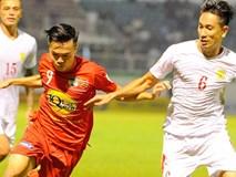 Văn Thanh, Văn Toàn trải lòng về mục tiêu lớn nhất tại V.League 2018