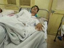 Bảo vệ Bệnh viện K Trung ương mời người nhà bệnh nhân vào phòng rồi hành hung tập thể