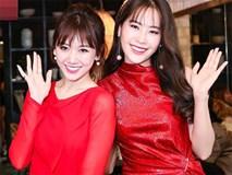 """Đây là cuộc trò chuyện bá đạo giữa Hari Won và Nam Em khiến Trấn Thành, Việt Hương phải """"ngả mũ"""" chịu thua!"""