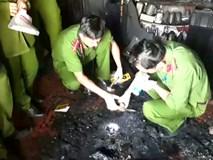 Vụ 5 người chết cháy ở Đà Lạt: Nghi can là hàng xóm dùng xăng phóng hỏa trả thù