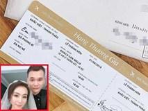 Hé lộ thiệp cưới và yêu cầu trong đám cưới Khắc Việt