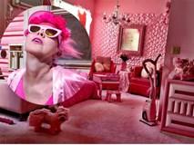 Chiêm ngưỡng căn phòng độc lạ của quý bà U50 'cuồng' màu hồng nhất thế giới