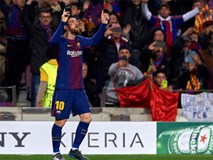 Barca 3-0 Chelsea: Màn hủy diệt của thiên tài Lionel Messi