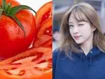 Mách nhỏ nàng cách đắp mặt nạ cà chua an toàn, hiệu quả mà lại đơn giản và tiết kiệm