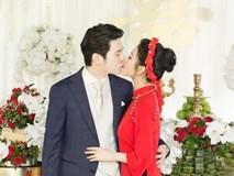 Mai Hồ công khai loạt ảnh đính hôn chồng trẻ kém 4 tuổi