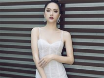 Trước khi về Việt Nam, Hương Giang lại gây thương nhớ với nhan sắc lộng lẫy tựa nữ thần