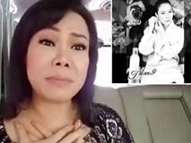 Không mua được 'Tâm 9', Việt Hương 'chịu nhục' quay clip xin Mỹ Tâm tặng đĩa