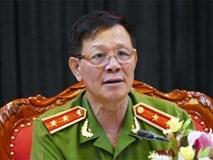 Công an Phú Thọ làm việc với trung tướng Phan Văn Vĩnh