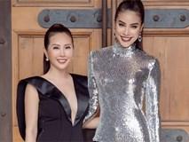 """Tiếc nuối tình bạn đẹp đẽ của """"chị em cùng tiến"""" Thu Hoài - Phạm Hương"""