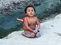 Bé gái tàn tật, trần truồng giữa trời đông lạnh giá ở Mường Lát đã được thai phụ Sài Gòn nhận làm con nuôi