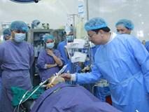 Việt Nam ghép phổi thành công: Giáo sư hàng đầu thế giới ngỡ ngàng và ngưỡng mộ