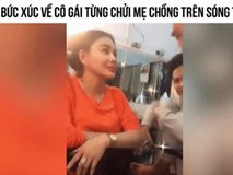 Lê Giang bức xúc đòi tát cô gái chửi mẹ chồng 'chem chẻm' trên sóng truyền hình