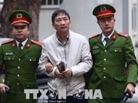 Con trai Trịnh Xuân Thanh kháng cáo, đề nghị được trả lại tài sản