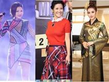 Diện trang phục 'cưa sừng làm nghé', mỹ nhân U50 Diva Hồng Nhung - Giáng My đứng đầu top sao xấu