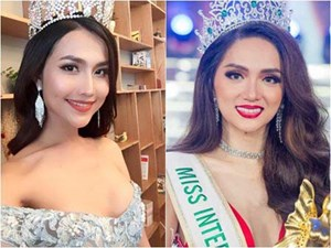 Trước Hương Giang, đã có Hoa hậu chuyển giới đẹp như tiên nữ tại Việt Nam