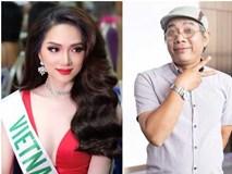 Hoa hậu Chuyển giới Hương Giang cảm kích khi được nghệ sĩ Trung Dân chúc mừng chiến thắng