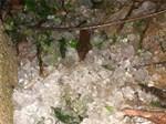 Mưa đá gây lũ cuốn dữ dội cuốn trôi xe hơi tại Tây Ban Nha-1